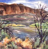 Colorado River (near Moab, UT)