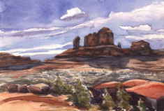 Wooden Shoe Arch (Canyonlands, UT)