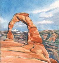 Delicate Arch (Arches Nat'l Park)
