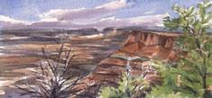 Colorado River Overlook (Canyonlands, UT)