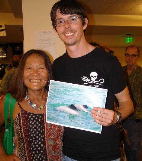 Sea Shepherds Love Maui's & Hector's Dolphins too!