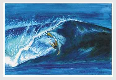Bodysurfer
