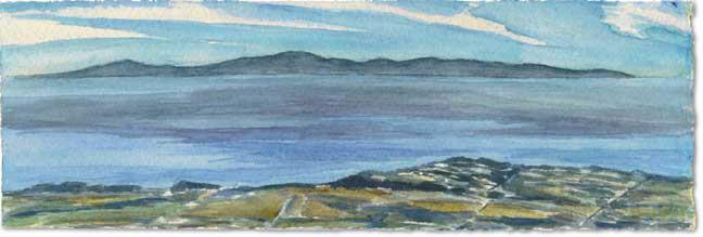 West Camino Cielo View