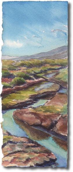 Wetland (Carpinteria Salt Marsh)