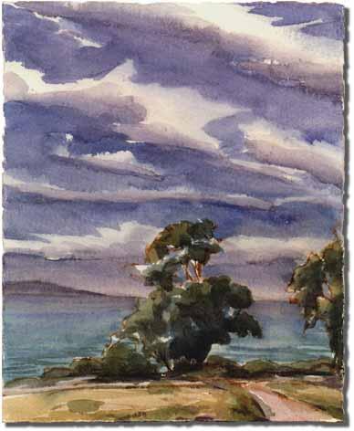 After a Storm (Carpinteria Bluffs)
