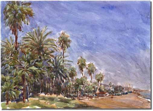Ledbetter to the Yacht Club (Santa Barbara)