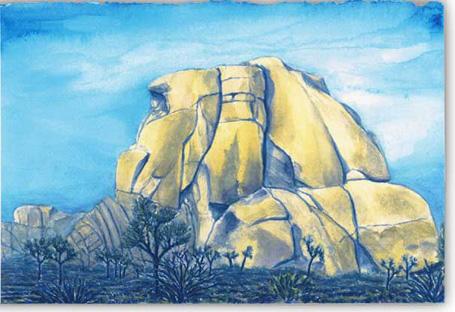 Intersection Rock (Joshua Tree National Park)