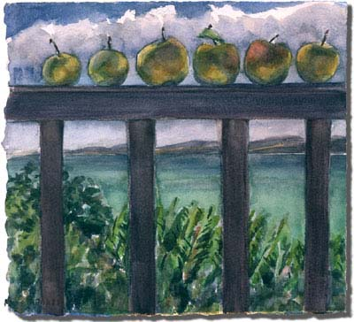 Apples & View