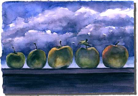 Apples & Clouds