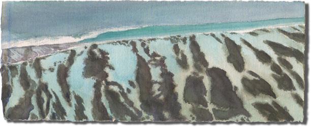 Reefing, Outgoing Tide